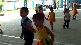 i.M.A Caloocan Ballroom dance competition Preschool