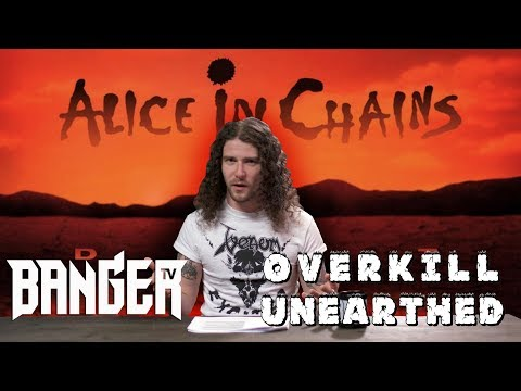 ALICE IN CHAINS Dirt Album Review | Overkill Unearthed