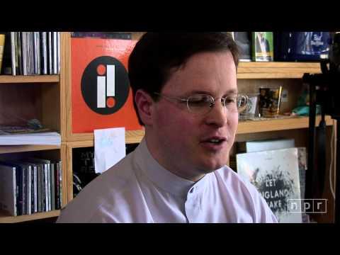 Paul Jacobs: NPR Music Tiny Desk Concert