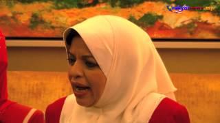 Shahrizat Nafi Ada Rundingan Sulit Bersama Azalina