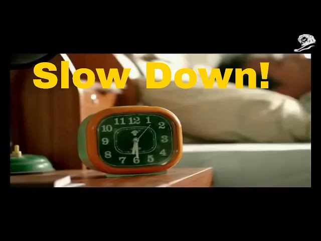 Thai Funny Video commercials: Slow down [part 13]