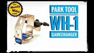 Park Tool WH-1 Wheel Holder for a multitude of wheel work