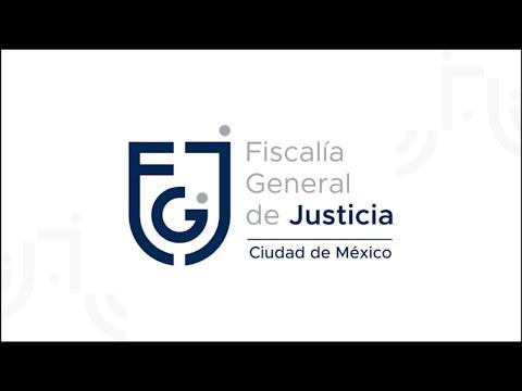 Mensaje a medios de la Fiscal General de Justicia de la Ciudad de México, Ernestina Godoy Ramos