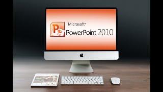 شرح برنامج بوربوينت PowerPoint 2010 من الصفر حتي الاحتراف
