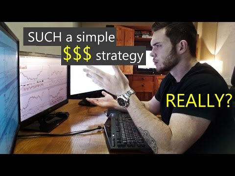 SIMPLE trading strategy beginners should know | Forex, CFD,