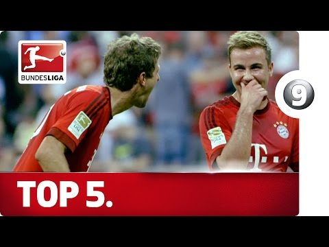 Top 5 Funny Müller Moments - Advent Calendar 2015 Number 9