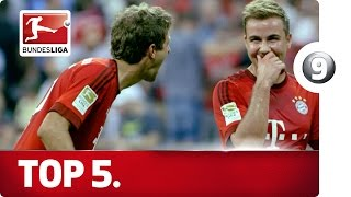 Top 5 Funny Müller Moments - Advent Calendar 2015 Number 9 thumbnail