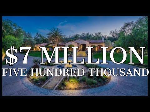 $8m Lavish Rancho Santa Fe Estate