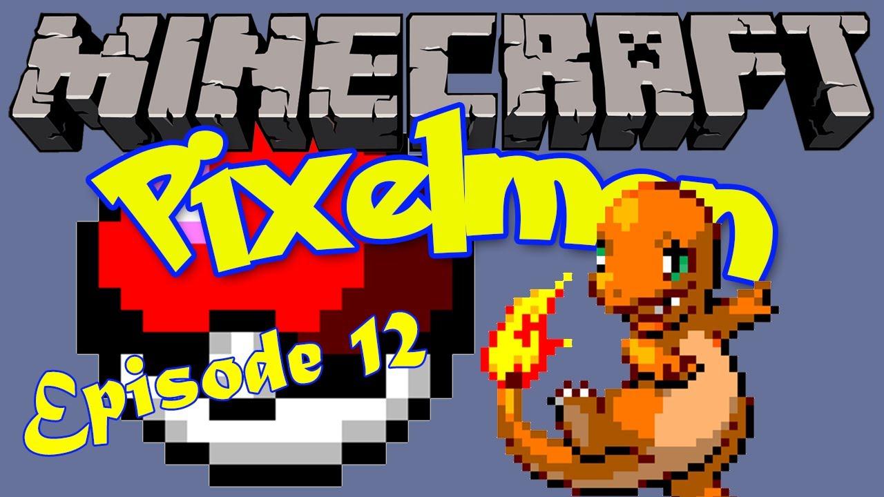 Pixelmon charizard evolution minecraft pokemon - Pixelmon ep 1 charmander ...