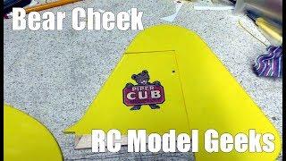Hobbyking J3 Cub 1800mm DW Hobby build Pt10 RC Model Geeks