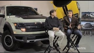 Ford F-150 SVT Raptor origin story - exclusive designer & engineer interview video