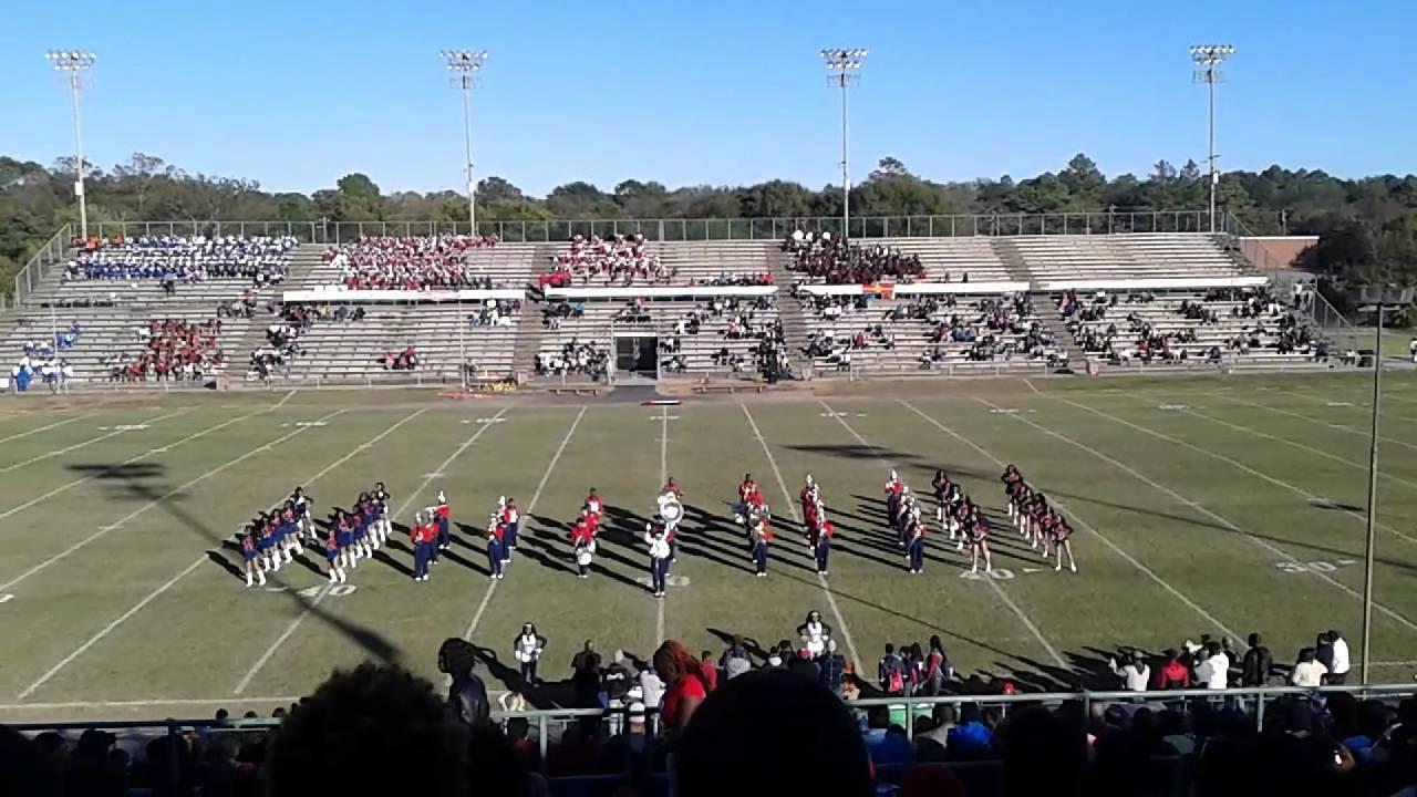 Lamar County High School pt. 2 - Battle of The Bands 2014 ...