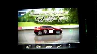 Need for speed shift Descarga e Instalacion para xperia x8