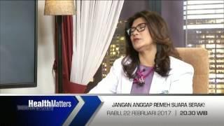 Health Talk Bersama Dokter Dari MRCCC Siloam Hospital Semanggi