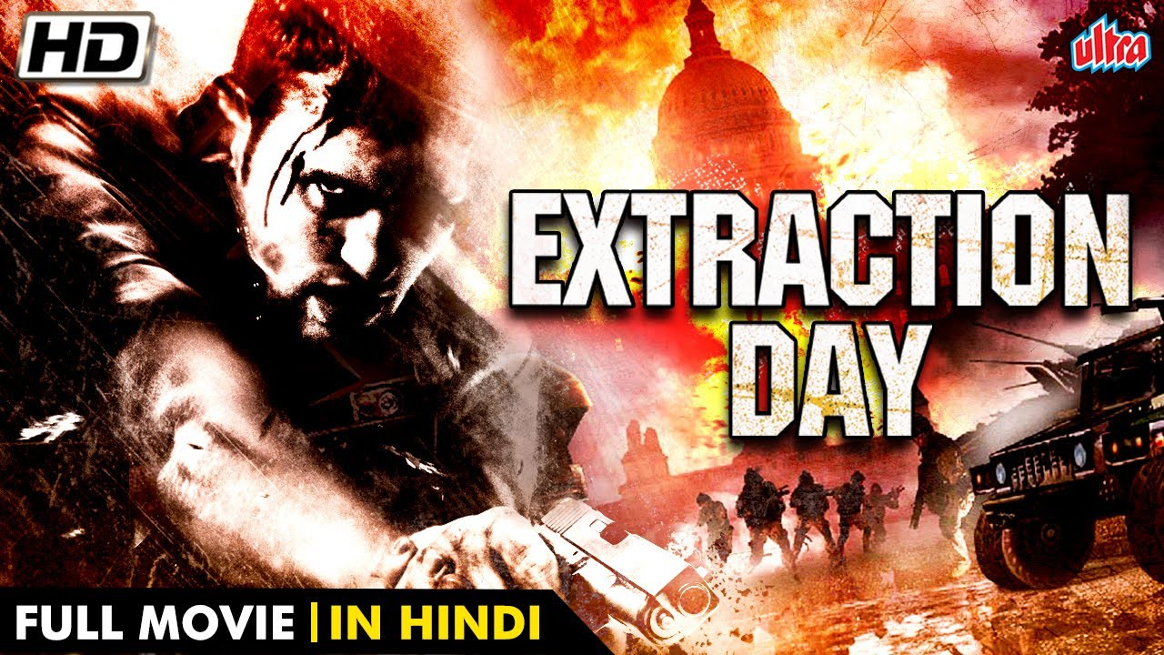 EXTRACTION DAY Full Action Movie - Best Hindi Action Movies Full Length  - Jeremy Ninaber