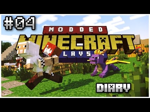 Modded Minecraft Malaysia Diary - Episode 4 - ANIME!!!