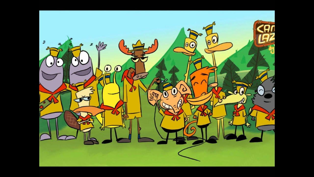 Early 2000s Cartoon Shows List
