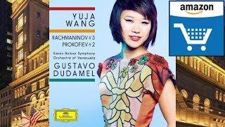 Yuja Wang AMAZON (Audio CD, DVD, Album) 2017 (Ravel, Chopin, Rachmaninov, Fantasia, Mendelssohn)