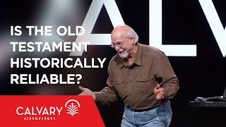 Is the Old Testament Historically Reliable? - Dr. Steven Collins