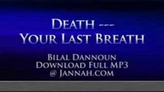 Bilal Dannoun - Death Your Last Breath