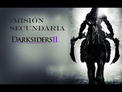 Darksiders II- Misión secundaria: Encuentra y mata Bheithir