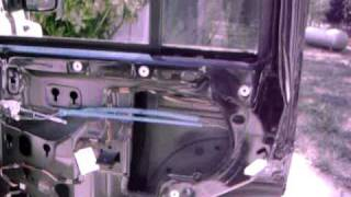 Jeep Liberty Window Regulator