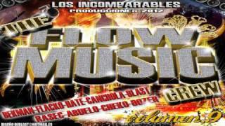 Perreando a las nenas 2 Dj Hate Dj Bekman★CUMBIATON★ 2012 the flow music crew .mp4