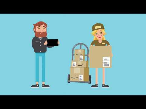 Fulfillment by Amazon - How it works