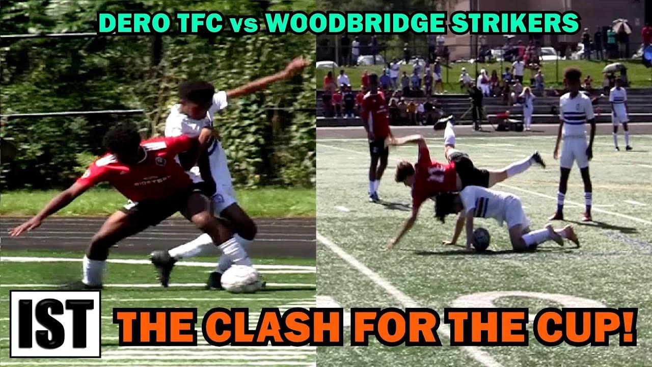 Download The CLASH for the CUP!  Dero TFC vs Woodbridge Strikers U16 Ontario Cup!