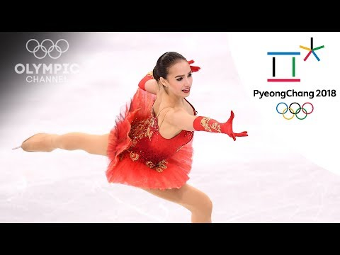 Alina Zagitova (OAR) - Gold Medal |...