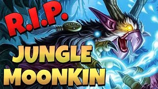 JUNGLE MOONKIN OTK TRIBUTE - R.I.P JUNGLE MOONKIN | Hearthstone