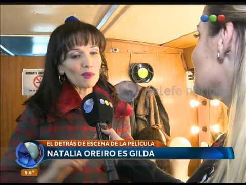 Natalia Oreiro Es Gilda - Telefe Noticias