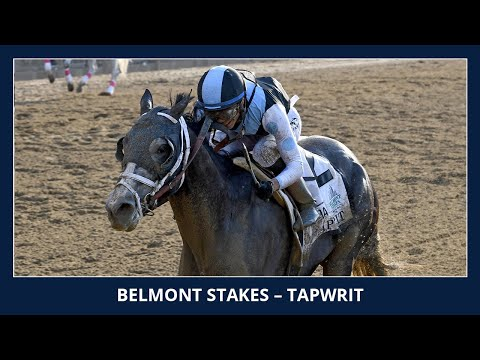 Tapwrit - 2017 Belmont Stakes