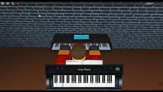 Every 27 Years - IT by: Benjamin Wallfisch on a ROBLOX piano.