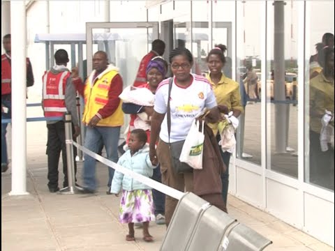 Over 100 Kenyans evacuated form Juba,  South Sudan