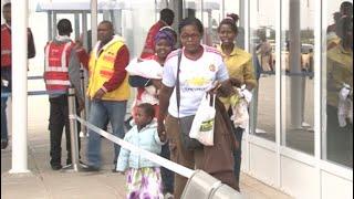 Over 100 Kenyans evacuated form Juba,  South Sudan