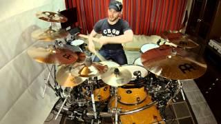 Drum Cover - Slipknot - Before I Forget