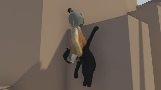 Speedrunning Human Fall Flat But It's My First Time Playing