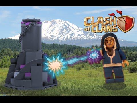 LEGO Clash Of Clans Wizard Wer