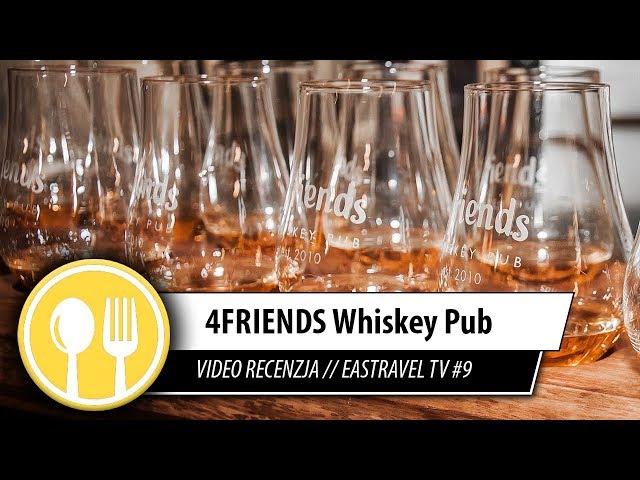 4friends Whiskey Pub, Lwów// EasTravel TV