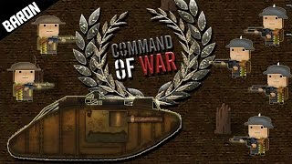 LANDSHIP Is EPIC - Command of War NEW Units & Free Demo