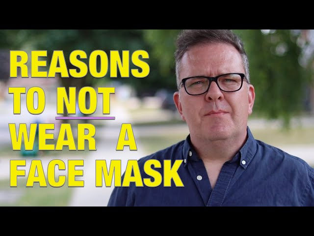 REASONS TO NOT WEAR A FACE MASK - brittlestar