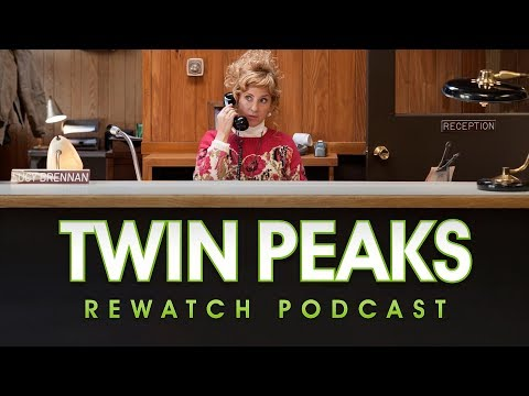 Twin Peaks S3 Ep. 14 Discussion (Twin Peaks Rewatch Podcast)