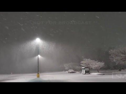 01-28-2021 Northern North Carolina - Snow
