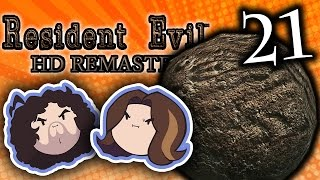 Resident Evil HD: Giant Meatball - PART 21 - Game Grumps