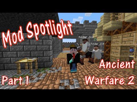 Mod Spotlight - Ancient Warfare  - Part 1