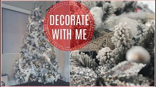 MY DOLLAR TREE CHRISTMAS TREE 2018 | DECORATE WITH ME
