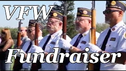VFW Fundraiser - Veterans Of Foreign Wars Charity Golf Tournament In Modesto, California