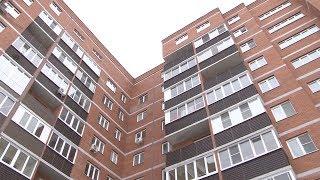 Сюжет ТСН24: В одной из тульских новостроек обнаружили еще один этаж