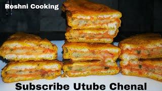 Bread Pakora Recipe urdu/Tea Time Snaks